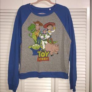 Toy Story Long Sleeve XL